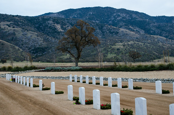 Arvin National Cemetery