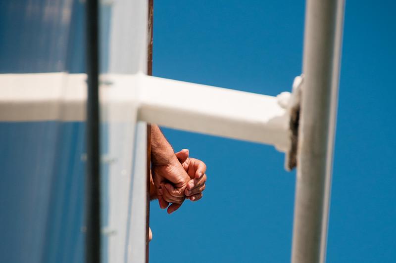 Hands Overboard