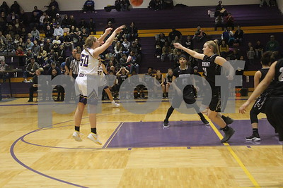 Girls basketball West vs. Southeast
