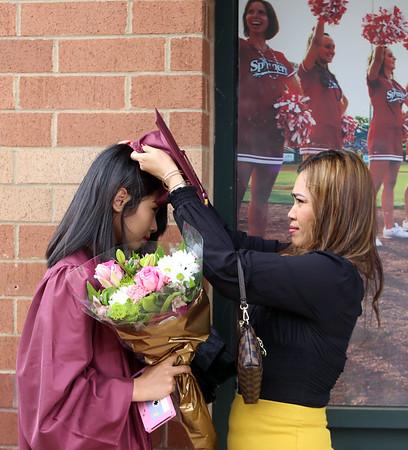 Lowell High graduation 061421