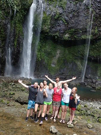 2016 Leluvia - Waterfall - Volivoli