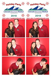 CMM Holiday Party 12/08/18