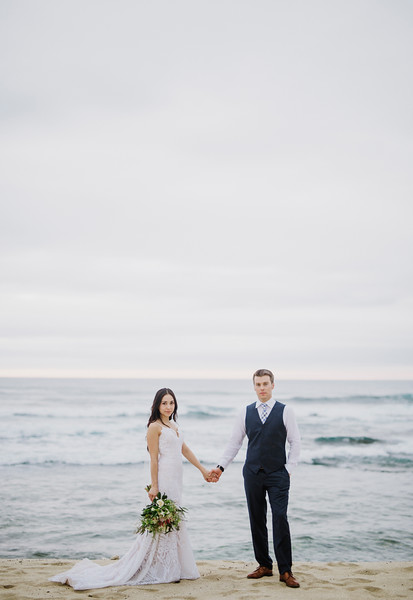 Cody + Amber / Four Seasons Hualalai