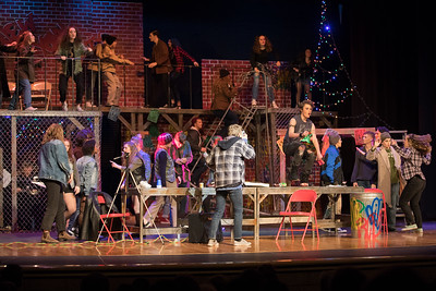 Arvada West Theatre Company - Rent - Closing Night