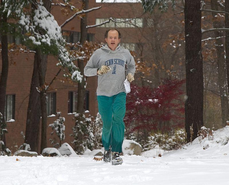 Tim Parson runs to the finish   (Nov 13, 2004, 11:40am)
