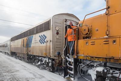 Polar Bear Express 2017 December 23rd