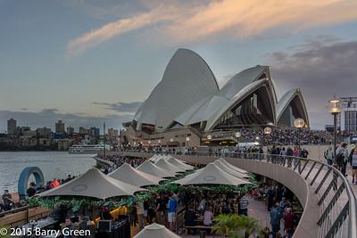 Sydney Australia - Jan 28 - 31, 2015