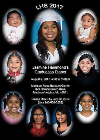 Jasmine Hammond - Invitation