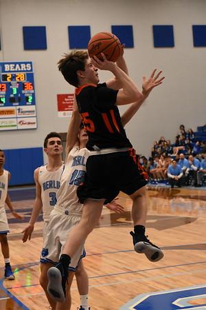 Hayes Basketball 2018-19