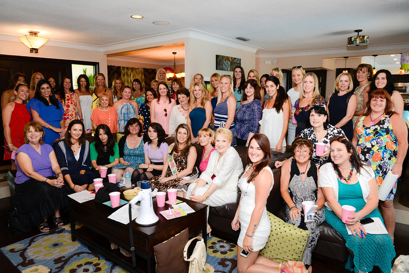 Tracey's Baby Shower