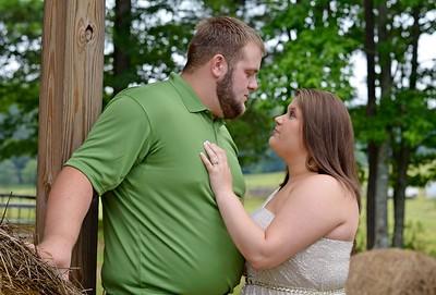 Meagan & Adam's Engagement Portraits