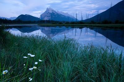 Vermillion Lakes - July 2009