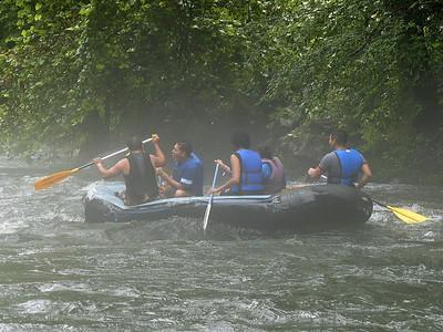 080713 Nantahala Rafting Trip