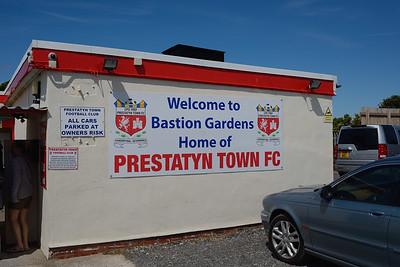 Prestatyn Town (a) L 6-1
