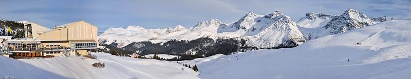 Tschuggen  2.049 m