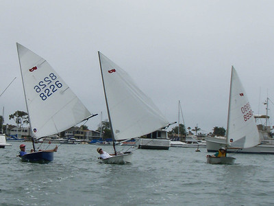 Balboa Yacht Club Senior Naples Sabots 2012