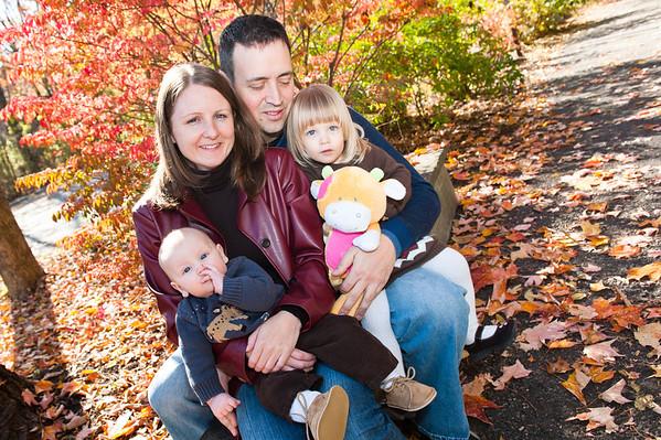 Landry Family - Fall 2011