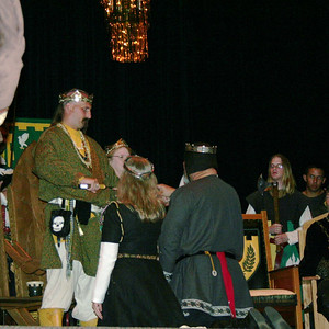 Crown/Baronial Investiture 2006 Colorado