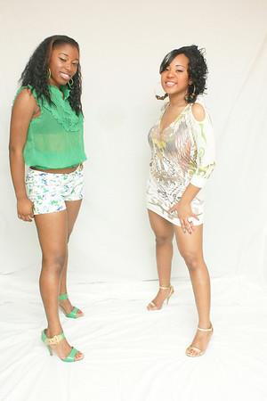 Angelique & Brianna