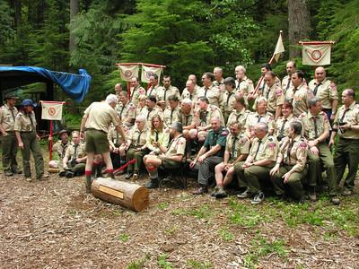 Wood Badge - Second Weekend - May 27-29