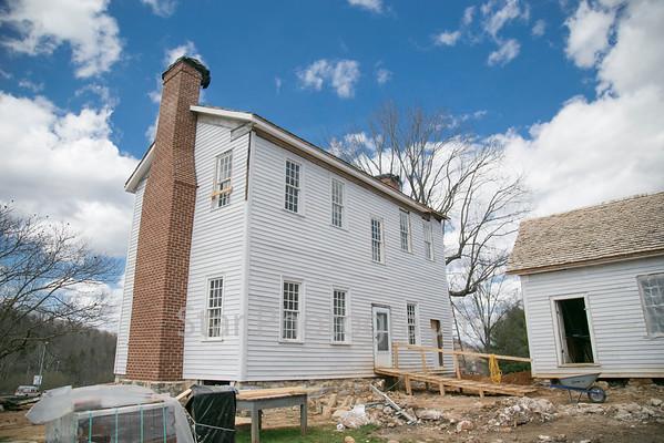 Sabine House Update 03-25-15