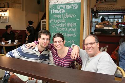 Ilan, Liora & Amit
