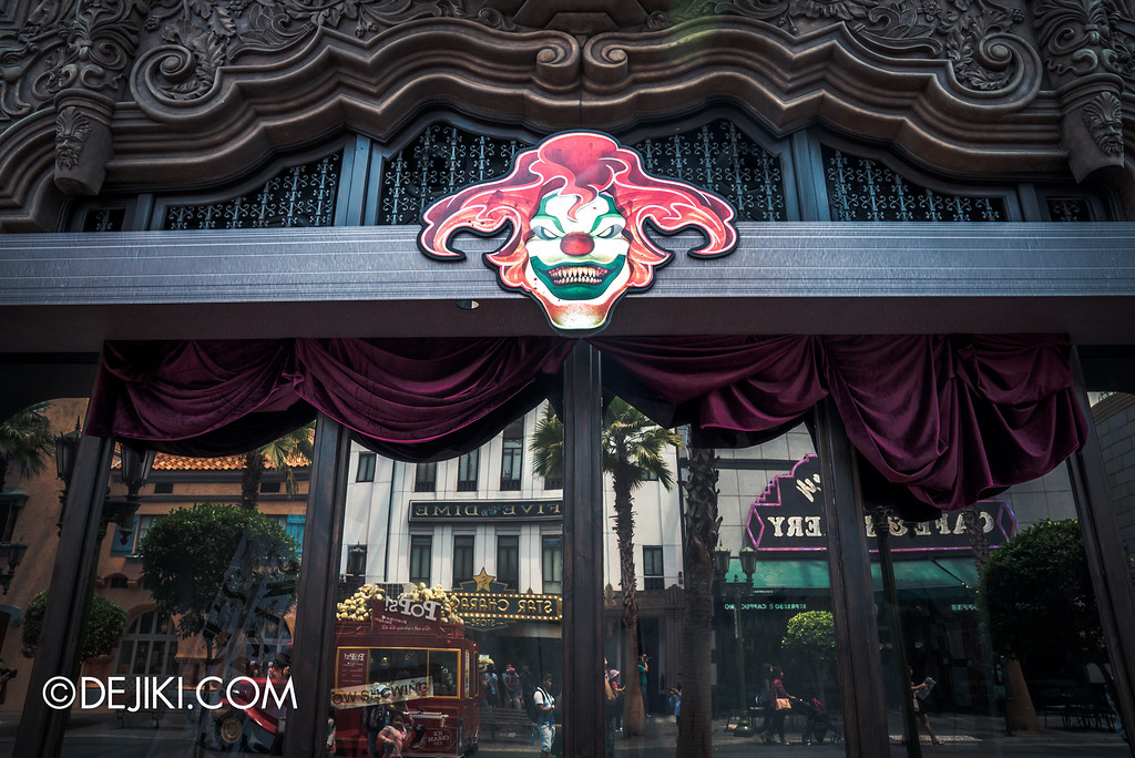 Universal Studios Singapore - Halloween Horror Nights 6 Before Dark Day Photo Report 4 - Jack's Emporium at Hollywood Store