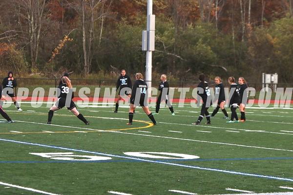 Sullivan West vs. Millbrook Girls Class C Soccer Semifinal