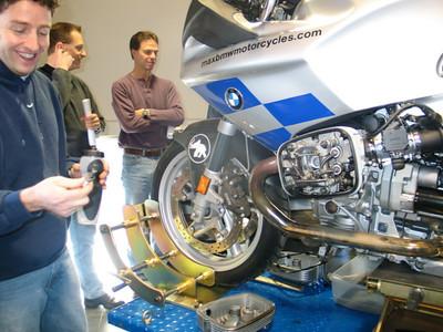 R-Bike Tech Day 4-09-2005