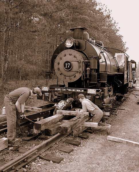 New Hope Valley Railroad