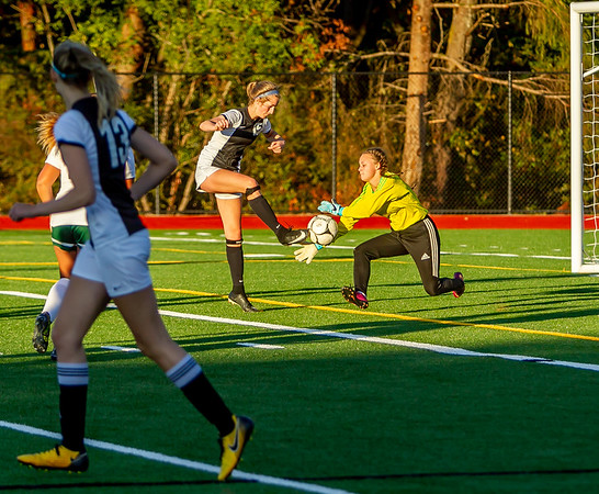 Set three: Girls Varsity Soccer v Charles Wright 09/17/2018