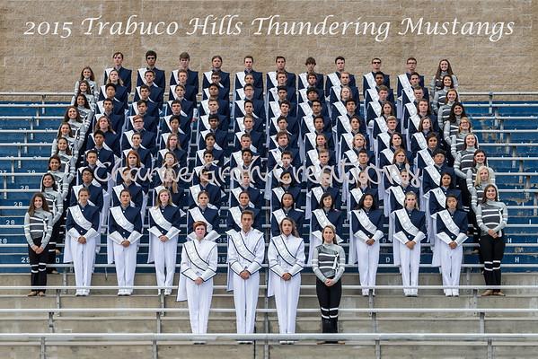 Trabuco Hills HS Band 2015