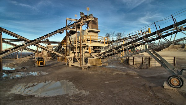 How Aggregate Is Made