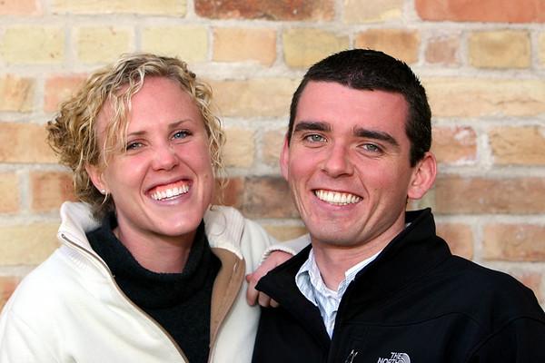 Jeff & Diana Cullimore, 27 December 2007