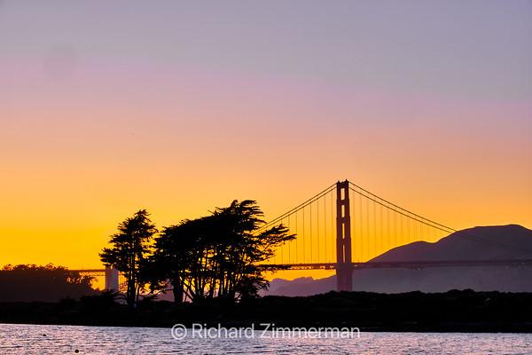 Crissy Sunset