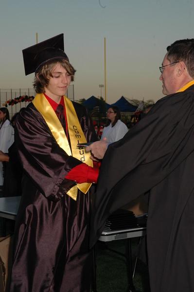 Etawanda High Graduation