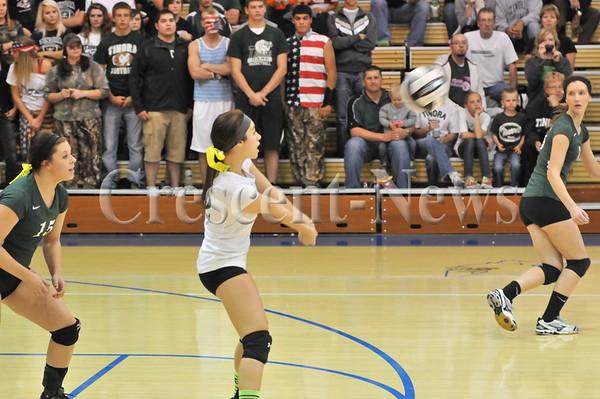 10-17-13 Sports Tinora vs Evergreen D-III V-Ball