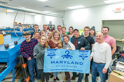 Maryland Print House - Christmas Party