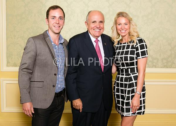 2014 - Mayor Rudy Giuliani