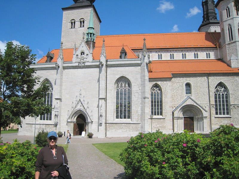 Cathedral Church of St. Mary, Visby, Sweden