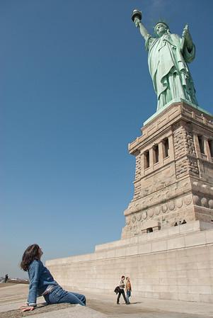 2010 Trip to New York City