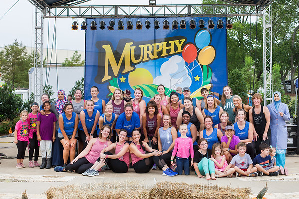 Jazzercise Murphy - Maize Days18