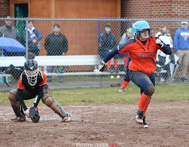 Penn Yan Softball 4-12-18
