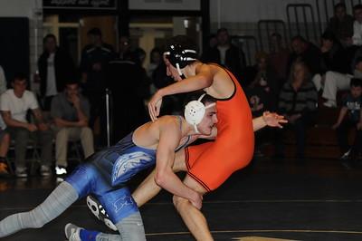 2014-15 McDowell Wrestling
