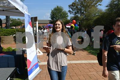 2017 Student Involvement Fair - Fulton