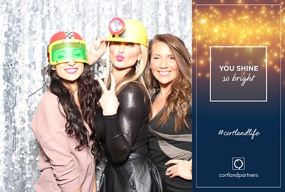Cortland Partners Holiday Party (12.8.17)