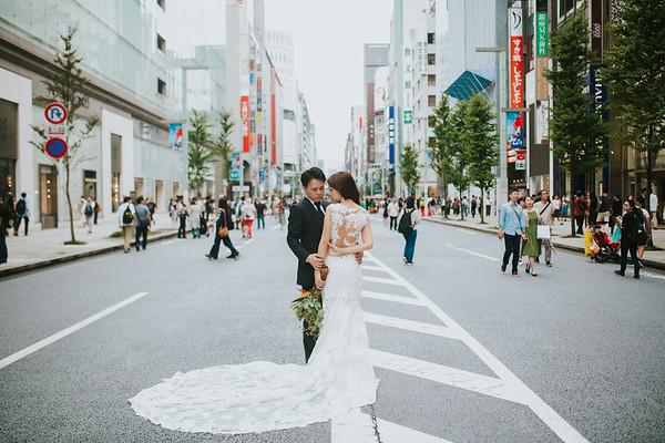 Aiki + Daiju Photoshoot