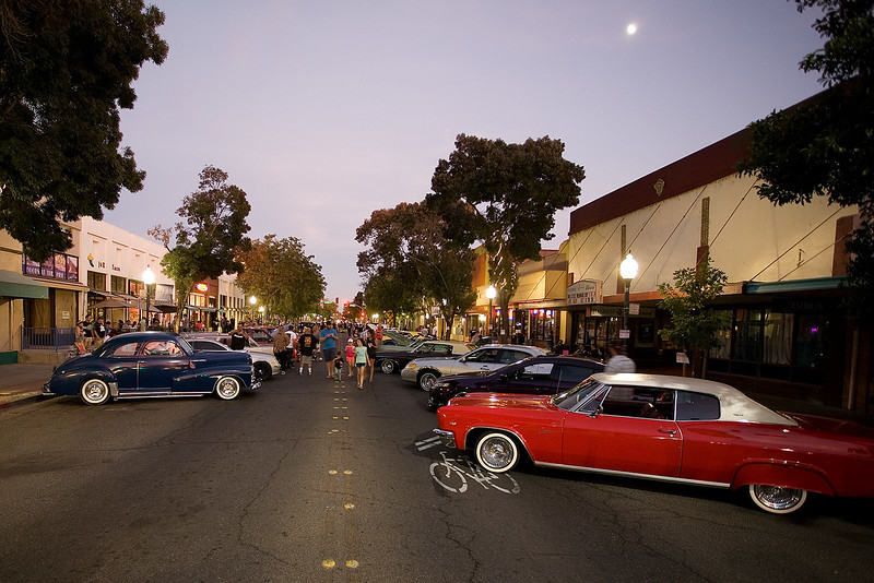 Merced Cruise Night 09-20-2017