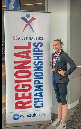 APEX Qualifies Gymnasts to National Championships