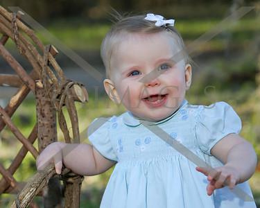 Loni Kate Jones 9 month
